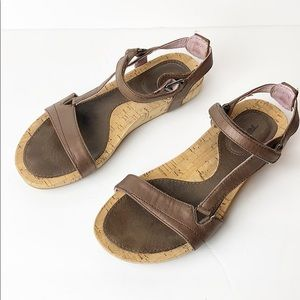 Teva leather sandals 6
